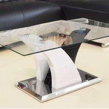 White & Black Table
