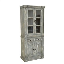English Ivy Tall Cabinet