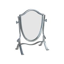 Stock Metal Metal Retro Vanity Mirror