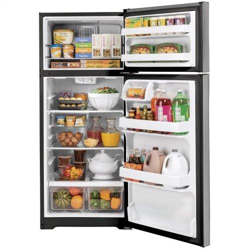 GE® 16.6 Cu. Ft. Top-Freezer Refrigerator
