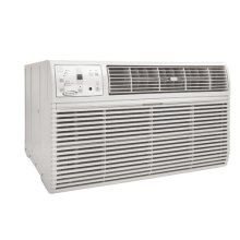 12,000/11,700 BTU (Cool) and 10,600/8,600 BTU (Heat) Through the Wall Air Conditioner
