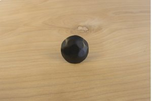 """Black 10 Pack 1"""" Round Decorative Nail Clavos Product Image"""