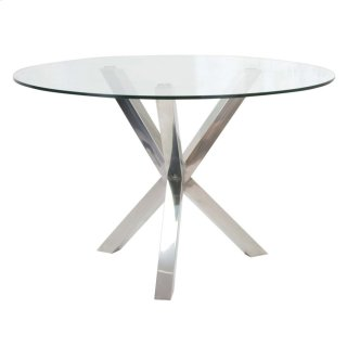 Redondo Glass Dining Table