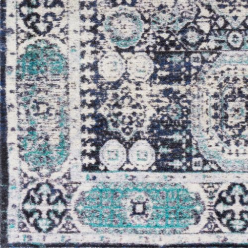 "Silk Road SKR-2306 5'3"" x 7'3"""
