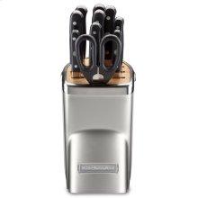 11pc Professional Series Cutlery Set - Sugar Pearl Silver