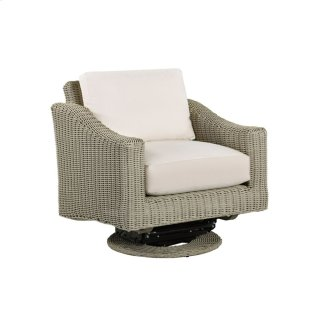 Requisite Swivel Glider Lounge Chair