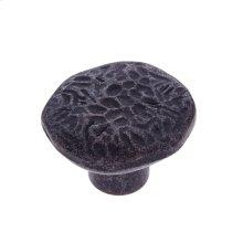 """Antique Bronze 1-5/8"""" Mushroom Knob"""
