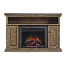 Bangor TV Stand with Electric Fireplace