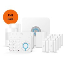 Alarm Security Kit, 14-Piece - White: *Ships to the continental US (including Alaska and Hawaii) and Canada (excluding Quebec)