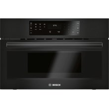 500 Series Built-In Microwave Oven 30'' Black HMB50162UC