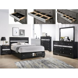 Regata King Bed