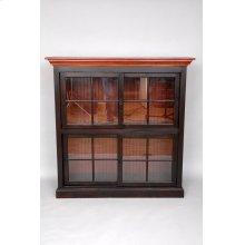 """#447 Medium Currahee Bookcase 54""""wx18.5""""dx54.5""""h"""