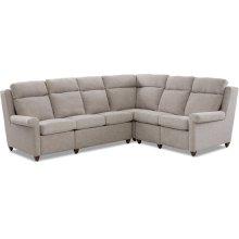 Comfort Design Living Room Madden Sectional CF609-8 SECT