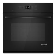 """Black Jenn-Air® Single Wall Oven with MultiMode® Convection, 30"""""""