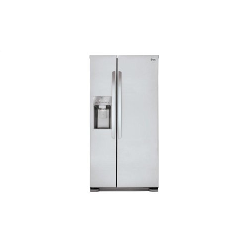 22 cu. ft. Side-by-Side Refrigerator
