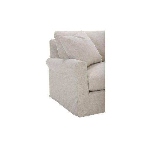 Aberdeen Bench Cushion Slipcover Sofa
