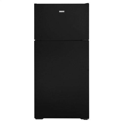 Hotpoint® 15.6 Cu. Ft. Recessed Handle Top-Freezer Refrigerator