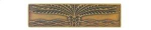 Royal Palm (Horizontal) - Antique Brass Product Image