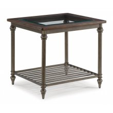 Herald Lamp Table