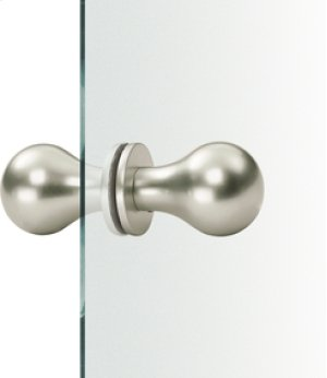 Aluminum Fixed Knobs for Glass Door Product Image
