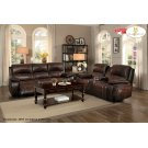 Power Double Reclining Sofa with USB Ports Product Image