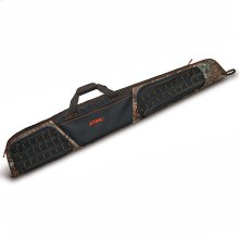 A shotgun case branded with the STIHL logo.