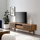"""Render 70"""" TV Stand in Walnut Product Image"""