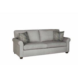 Sofa - Gray Microfiber Finish
