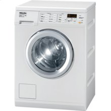 European Standard Capacity W3037 Washing Machine - White enamel Large Capacity