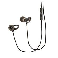 Stylish, Fashionable High Performance In-Ear Headphones in Black