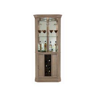 Piedmont VI Corner Wine & Bar Cabinet