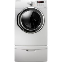 7.3 cu. ft. Steam Electric Dryer (This is a Stock Photo, actual unit (s) appearance may contain cosmetic blemishes.  Please call store if you would like actual pictures).  This unit carries our 6 month warranty, MANUFACTURER WARRANTY and REBATE NOT VALID with this item. ISI 34622