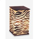 (LS) Maha Bed Side Table (16x16x27) Product Image
