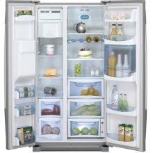 Crosley Side By Side Refrigerators (Built-In Style)