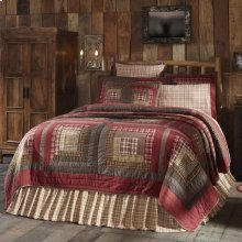 Tacoma King Quilt 110Wx97L