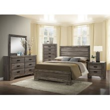 Nathan Queen Bed, Chest and Nightstand