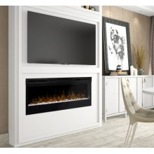 "Prism Series 50"" Linear Electric Fireplace"