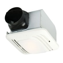 80 CFM Silent Fan Light