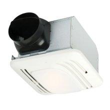 80 CFM Silent Fan Light