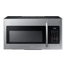 1.6 cu. ft. Over-the-Range Microwave in Fingerprint Resistant Stainless Steel