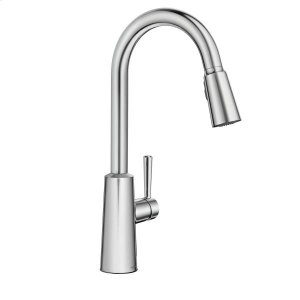 Riley chrome pulldown kitchen faucet Product Image