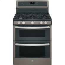 "30"" Free-Standing Gas Double Oven Convection Range"