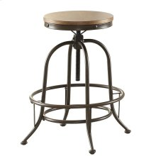 Counter Height Stool, Adjustable Height