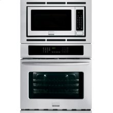 Scratch & Dent Frigidaire Gallery 27'' Electric Wall Oven/Microwave Combination