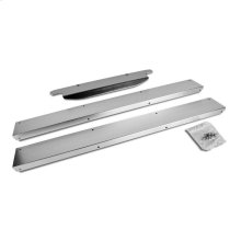15 in. 50# Ice Maker Trim Kit For 3/4 Door Models- Stainless Steel - Other