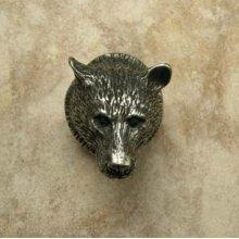 Bear Head Knob