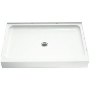 "Ensemble™, Series 7212, 48"" x 34"" Shower Receptor - White Product Image"