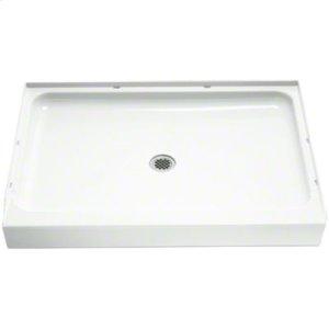 "Ensemble™, Series 7212, 48"" x 34"" Shower Receptor - White Product Image"