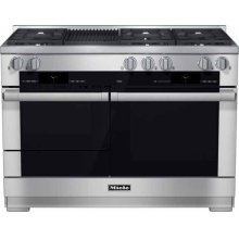"HR 1955 DF GR 48"" Dual Fuel Range - DF"