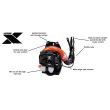 PB-770 Backpack Leaf Blower with Tube Throttle ECHO X Series